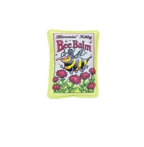 FUZZU Bee Balm Seed Packet for Cat Toy  image 1