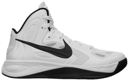 New Womens Nike Zoom Hyperfuse TB 2012 Basketball Shoes Size 9.5 White/B... - $74.80