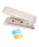 Microsim Card Cutter and 2x Adapter for iPad iPhone 4 - $19.90