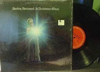 C 95 barbrastreisand achristmasalbum