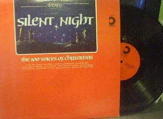 100 Voices of Christmas - Silent Night - Design DLPX-15