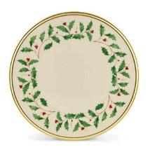 "Lenox Holiday Bone China 8"" Salad Plate - Open Stock - $19.99"
