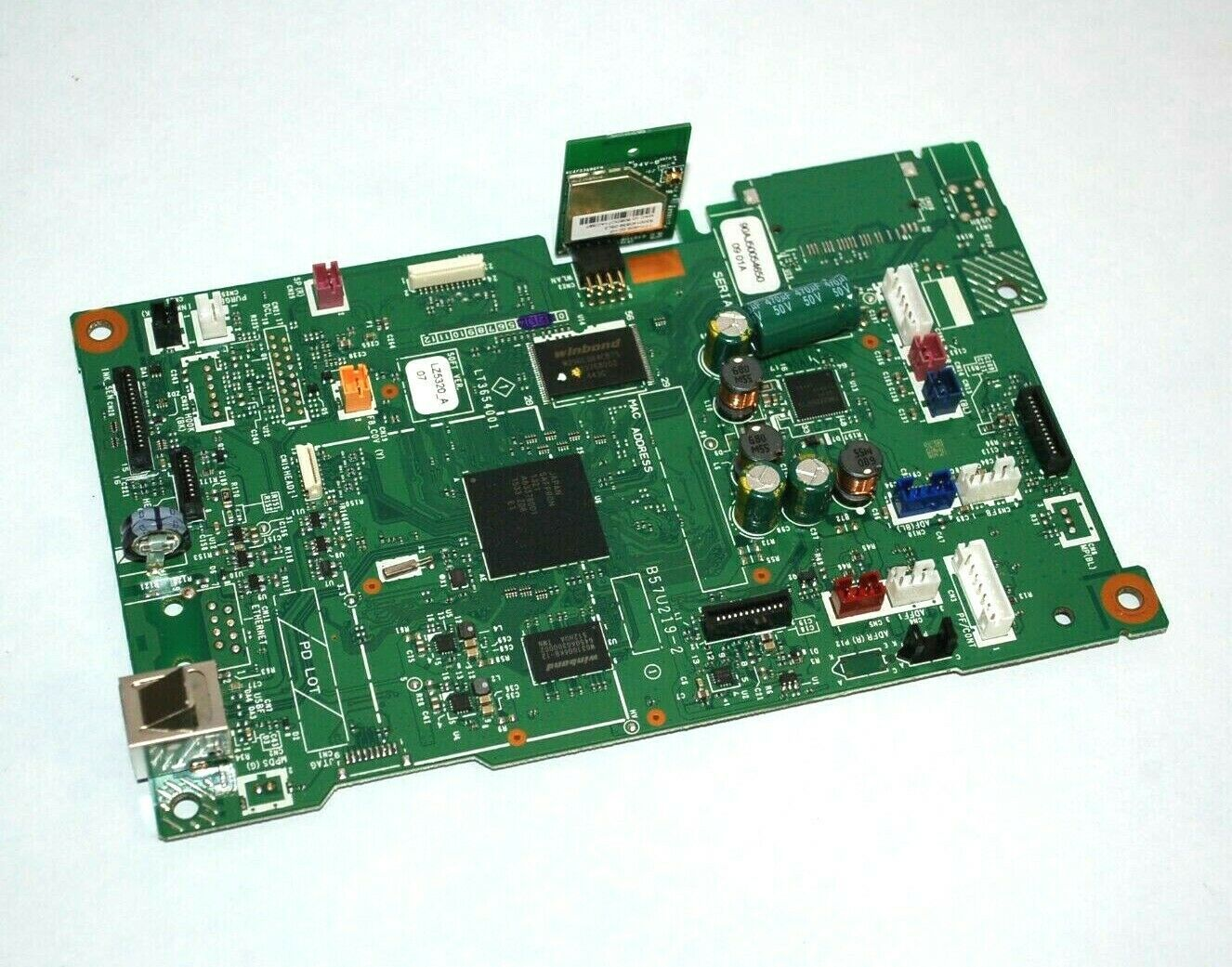 Primary image for Brother MFC-J480DW Printer Main PCB ASSY Logic Board MFC-J460DW MFC-J485DW