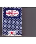 BARBARY COAST Hotel Casino Las Vegas Playing Cards, Vintage Blue - $4.95