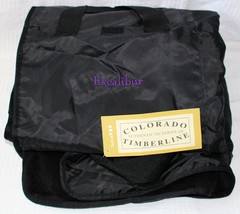 Excalibur Casino Fleece Picnic Blanket from Colorado Timberline Large 50... - €21,41 EUR