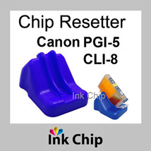 Chip Resetter for Canon Ink Cartridges CLI-8 K C M Y PC PM  - $19.80