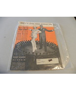 "vintage 1935 sheet music ""She's a Latin From Manhattan"" - $5.00"