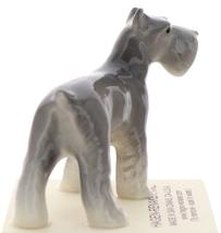 Hagen-Renaker Miniature Ceramic Dog Figurine Schnauzer image 4