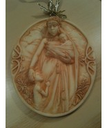 Ebony Visions The Madonna Ornament by Thomas Bl... - $40.00