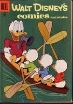 WALT DISNEY'S COMICS & STORIES #213 DONALD DUCK BARKS VG - $14.55