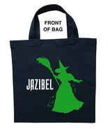 Wicked Witch Trick or Treat Bag, Wicked Witch Halloween Bag, Wicked Witc... - $11.39+