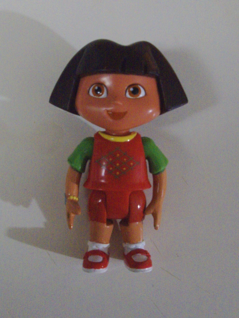 Nickelodeon Dora the Explorer Christmas Party figure