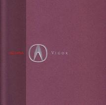 1992 Acura VIGOR sales brochure catalog 92 US LS GS Honda - $10.00