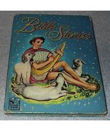 Children's Christian Book Story Hour Bible Stories 1947 - $6.00