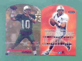 2000 Ultra Gold Medallion Chad Pennington Rookie Card Jets  - $5.00