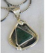 Green P61 pendant   - $40.00
