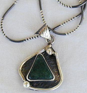 Green P61 pendant