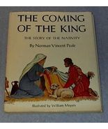 Children's Illustrated Christian Book The Coming of the King Peale - $7.95