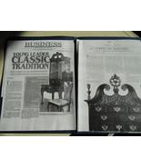 Kindel Furniture  Company History and Promo 2001 - $6.99