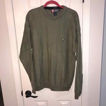 Chaps Ralph Lauren Sweater Hand Framed XL - $24.75