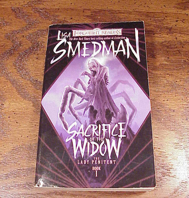 Forgotten Realms The Lady Penitent Paperback Books 1 2 by Lisa Smedman, PB image 2