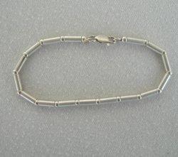 Silver bracelet a