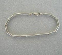 Silver bracelet - $35.00