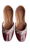 punjabi jutti  sandal slipper, fashion shoes, hanmad jutti USA-6               - $29.99