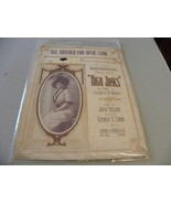 "vintage 1913 sheet music ""All Aboard For Dixie Land"" - $5.00"
