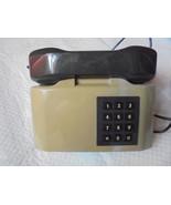 TELEFONO ITALTEL TELEMATICA SIP PULSAR COLORE CREMA 1985 funzionante TEL... - $38.09