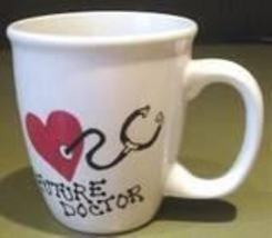 Your Name on Personalized Coffee Mug- FUTURE DOCTOR - $12.50