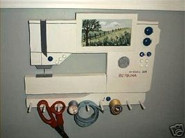 Bernina Artista 200 Sewing MachineThread Rack Handcrafted   - $45.00