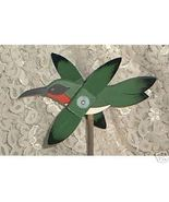 Whirligig Wind Mobile Humming Bird Handcrafted - $28.00