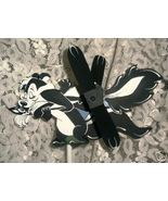 Whirligig, Lover- PePe Lepew Handcrafted, Handpainted,Wind Mobile,motion... - $58.00