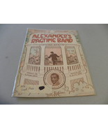 "vintage 1938 sheet music ""Alexander's Ragtime Band"" - $5.00"