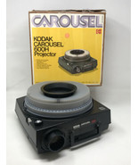 KODAK 600H Carousel 35mm Slide Projector Zoom Lens in Original Box  - $89.05