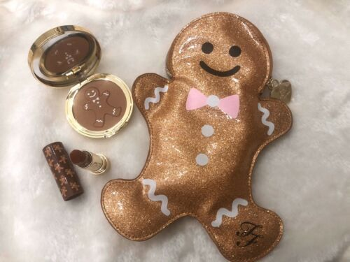 Too Faced GINGERBREAD BRONZED and KISSED SET~100% Authentic, NWOB - $64.98