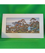 10 X 16 Janet Bothner-By Oil Painting Print, Paihia, Bay Of Islands, NZ - $4.95