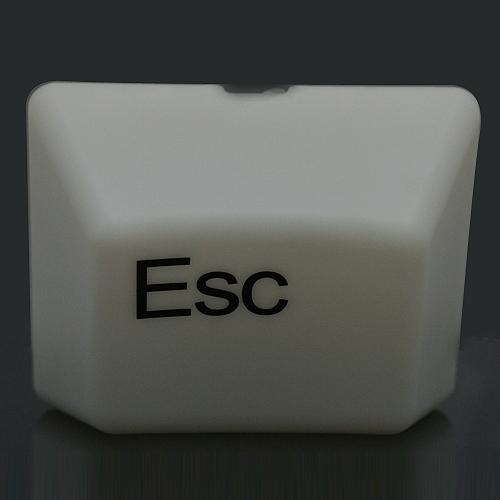 Keypress USB LED Light Esc Button Style FREE Shipping