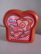 VINTAGE LITTLE TIKES PRETEND PLAY FOOD LOAF OF BREAD EUC - $10.39