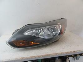 2012 2013 2014 Ford Focus Driver Lh Halogen Headlight Oem D74L - $116.40