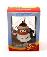 "Mr. Potato Head Santa Claus Christmas Tree Ornament - 3"" High Kurt Adler... - $10.25"