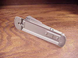 Vintage Sears Desk All Metal Stapler, good quality, built made to last image 4