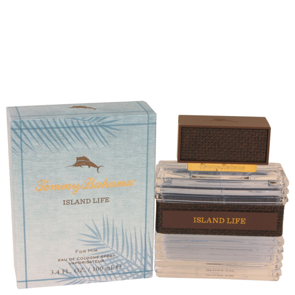 Primary image for Tommy Bahama Island Life By Tommy Bahama Eau De Cologne Spray 3.4 Oz For Men