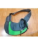 Popcorn Pet Dog Sling Carrier Breathable Mesh Travel Safe Sling Bag Carr... - $22.72