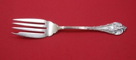 "National by Durgin Sterling Silver Salad Fork 6"" Rare - $151.05"