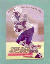2000 Ultra Gold Medallion Trung Canidate Rookie Card Rams  - $2.00