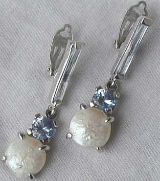Massimo Ruaro dangling earrings