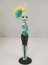 "Monster High 11"" Lagoona Blue Beach Party Doll - $16.39"