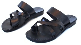 Leather Sandals for Men and Women ROMAN by SANDALIM Biblical Greek Summe... - $39.38 CAD+